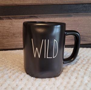 "Rae Dunn Mug ""WILD"" 😍☕"